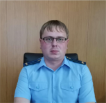 А.Ю.Чудайкин - прокурор Богатовского района советник юстиции разъясняет