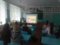 единый классный час, посвящённый 75 годовщине Курской битвы