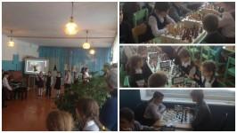 XI лично-командное первенство муниципального района Богатовский по быстрым шахматам 2017 года среди сельских поселений памяти Ю.А. Маркелова