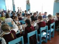 Командное первенство района по шахматам